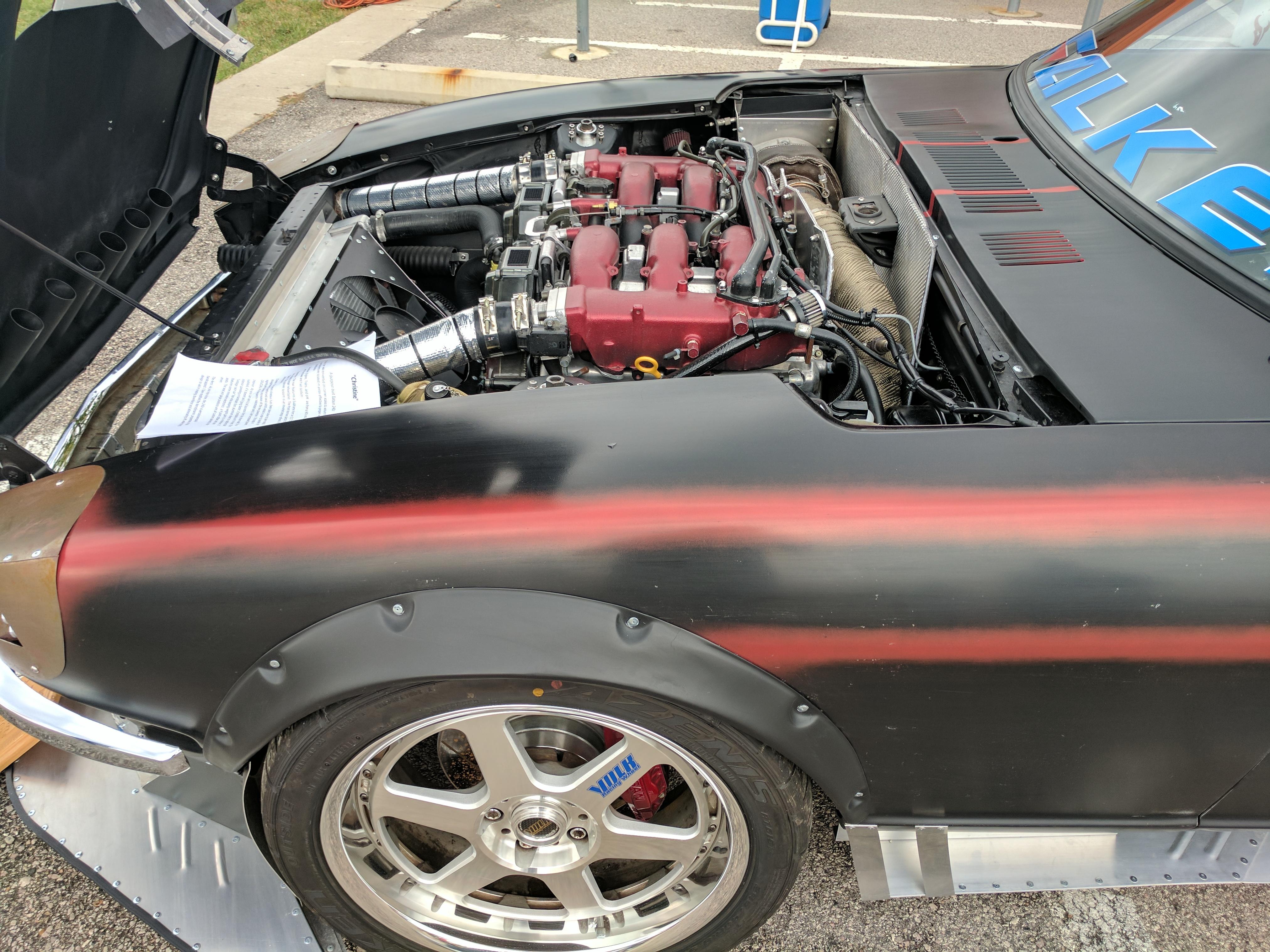 VG30DETT in an S30